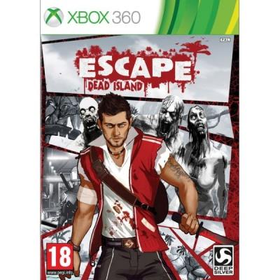 Escape Dead Island (bazar, X360) - 89 Kč