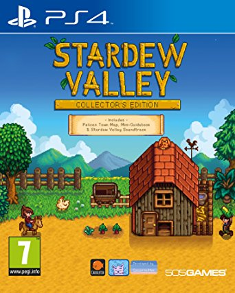 Stardew Valley - Collectors Edition (bazar, PS4) - 259 Kč
