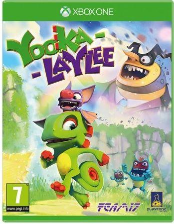 Yooka - Laylee (Bazar, XOne) - 219 Kč