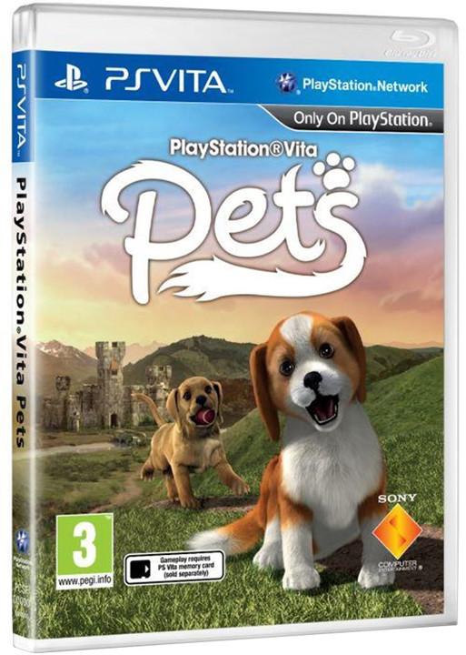 PlayStation Vita Pets (nová, PSV) - 699 Kč