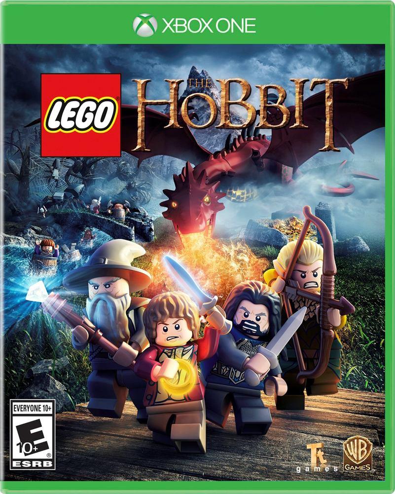 LEGO The Hobbit (bazar, XOne) - 399 Kč