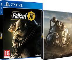 Fallout 76 + steelbook (nový, PS4) - 1299 Kč