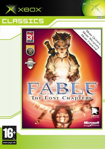 Fable The Lost Chapters  (bazar, xbox) - 259 Kč