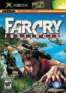 Far Cry Instincts  (bazar, XBOX) - 299 Kč