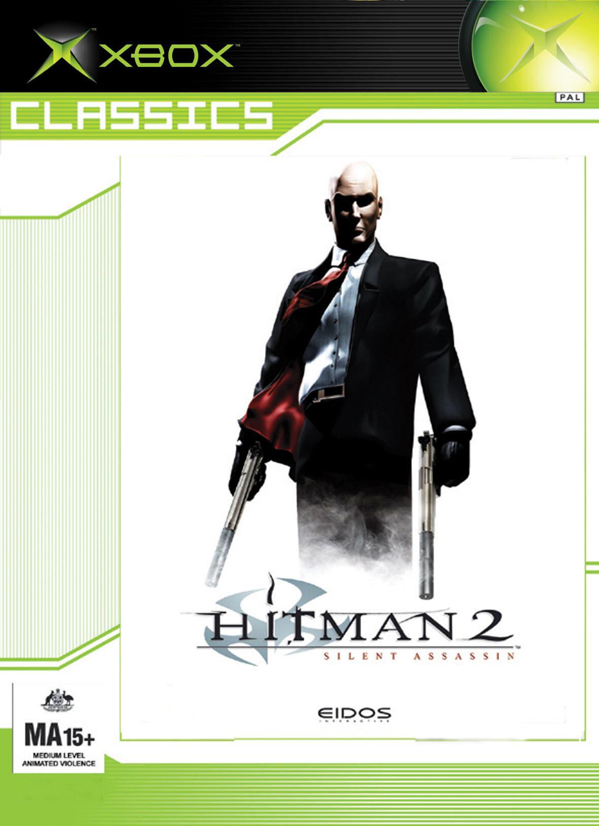 Hitman 2 Silent Assassin (bazar,XBOX) - 299 Kč