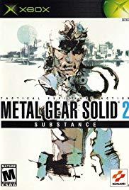Metal Gear Solid 2 Substance (bazar, XBOX) - 299 Kč
