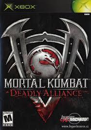 Mortal Kombat Deadly Alliance (bazar, XBOX) - 299 Kč