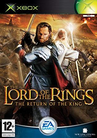 The Lord Of The Rings The Return Of The King (bazar, XBOX) - 299 Kč