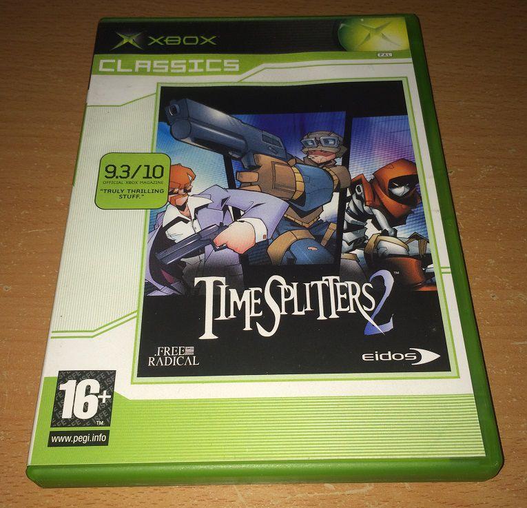 Time Splitters 2 (bazar, XBOX) - 299 Kč