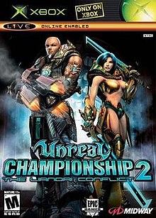 UNREAL CHAMPIONSHIP 2 THE LIANDRI CONFLICT (bazar, XBOX) - 299 Kč