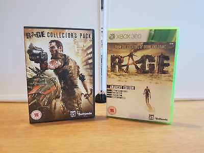Rage Collectors Pack + Rage Anarchy Edition (bazar, X360) - 499 Kč