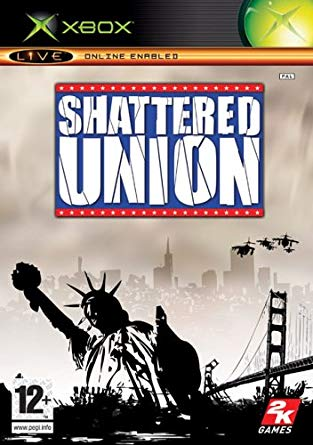SHATTERED UNION (bazar, Xbox) - 199 Kč