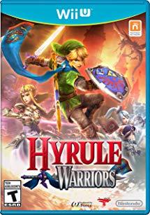 Hyrule Warriors  (bazar, Wii U) - 699 Kč