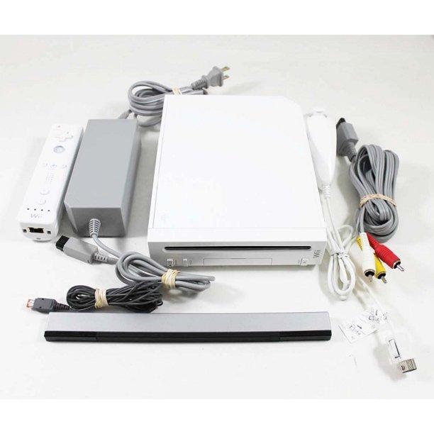 Nintendo Wii bílá (bazar, WII) - 1690 Kč
