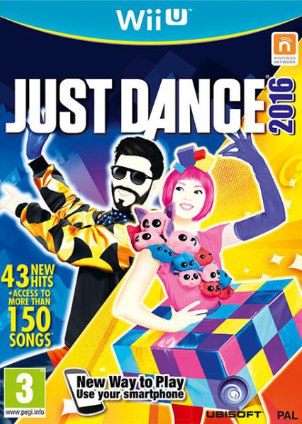 Just Dance 2016 (bazar, Wii U) - 399 Kč