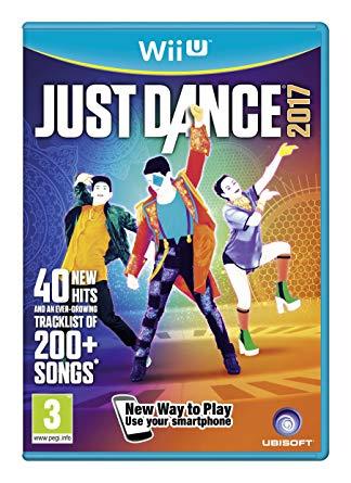 Just Dance 2017 (bazar, Wii U) - 399 Kč