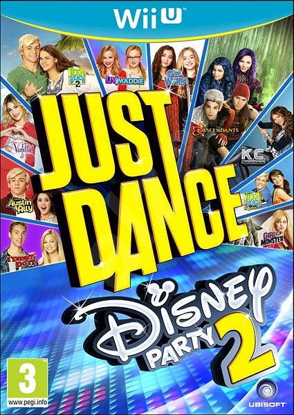 Just Dance Disney Party 2 (bazar, Wii U ) - 399 Kč