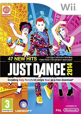 Just Dance 2014 (bazar, Wii U) - 299 Kč