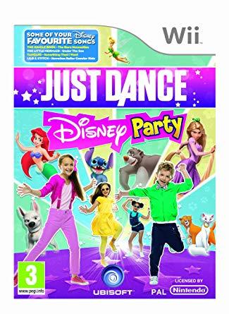 Just Dance Disney Party  (bazar, Wii U) - 299 Kč