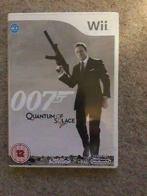 James Bond Quantum of Solace (bazar,Wii) - 199 Kč