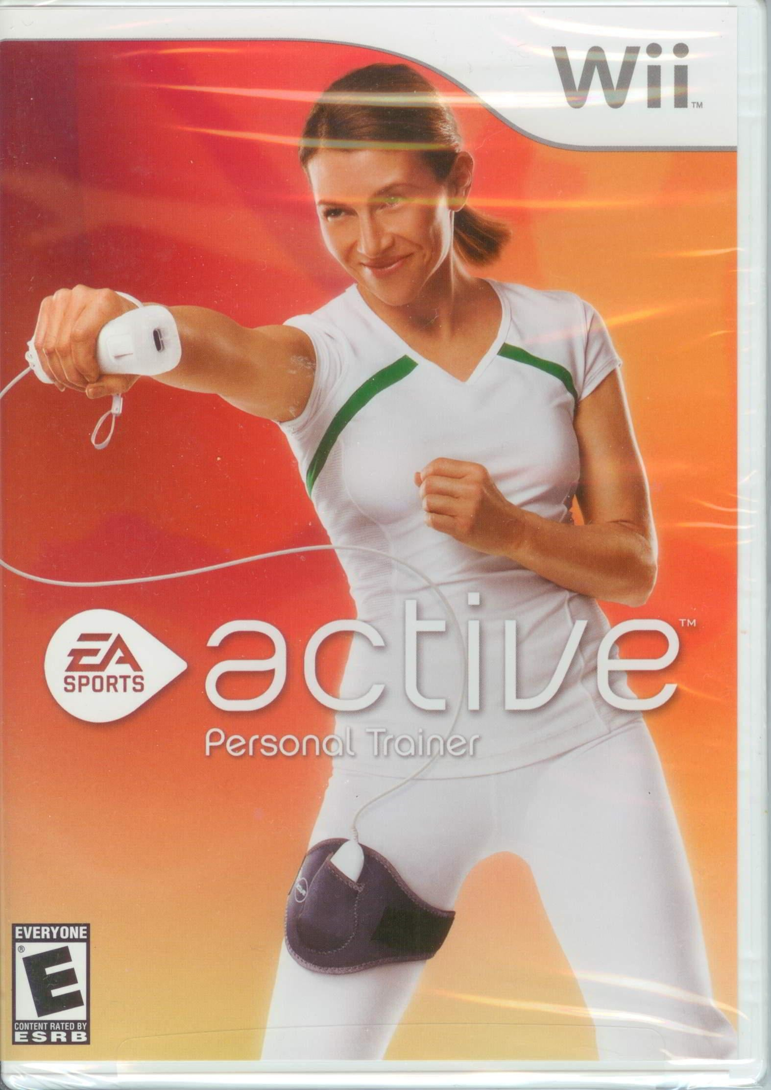 Active Personal Trainer  (bazar, Wii) - 159 Kč