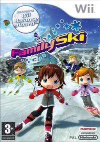 Family Ski (bazar, Wii) - 499 Kč