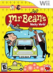 Mr Beans Wacky World  (bazar, Wii) - 399 Kč