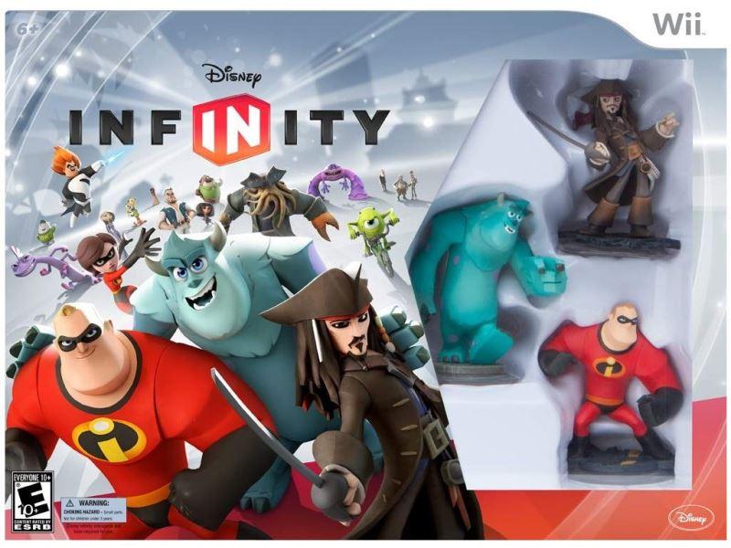 Disney Infinity: Starter Pack  (bazar, Wii) - 699 Kč