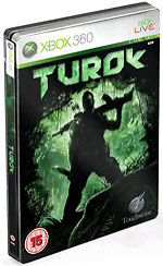 Turok steelbook  (bazar, X360) - 299 Kč