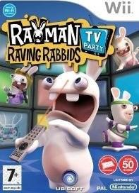 Rayman Raving Rabbids TV Party (bazar, Wii) - 199 Kč