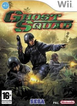 Ghost Squad (bazar, Wii) - 329 Kč