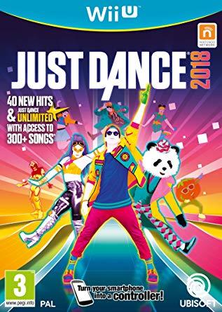 Just Dance 2018 (bazar, Wii U) - 599 Kč