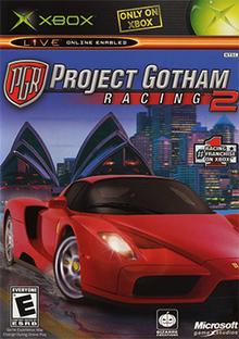 PGR Project Gotham Racing 2 (bazar, Xbox) - 159 Kč