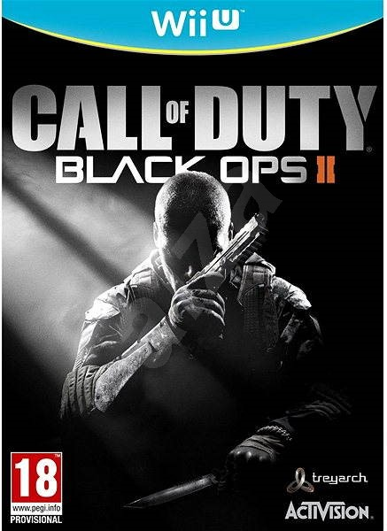 Call of Duty Black Ops II. (bazar, Wii U) - 399 Kč