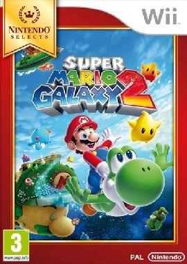 Super Mario Galaxy 2 (bazar, Wii) - 599 Kč
