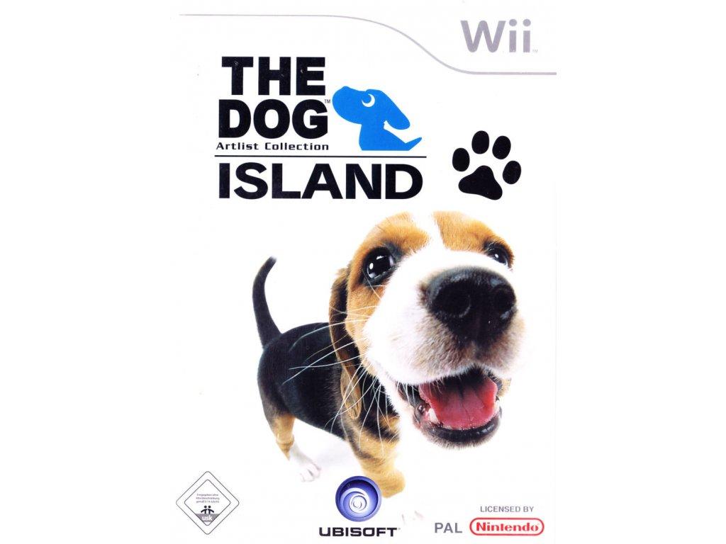 The Dog Island (bazar, Wii) - 229 Kč