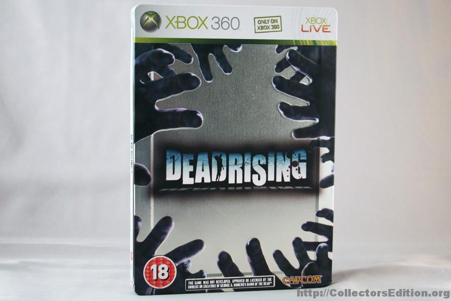 Dead Rising steelbook (bazar, X360) - 259 Kč