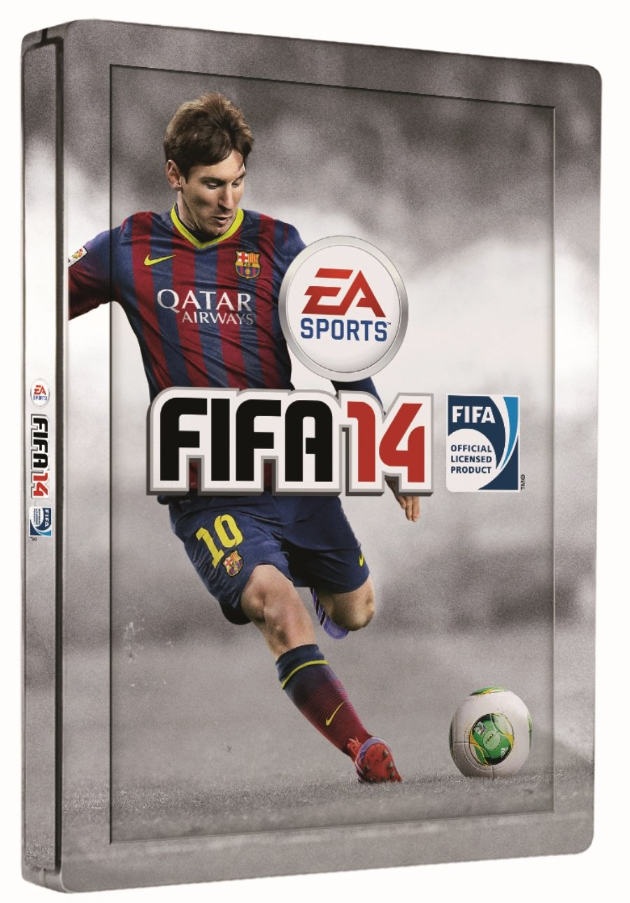 FIFA 14 steelbook (bazar, X360) - 229 Kč