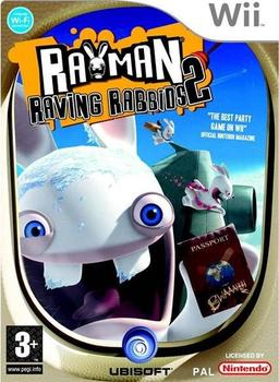 Rayman Raving Rabbids 2  (bazar, Wii) - 299 Kč