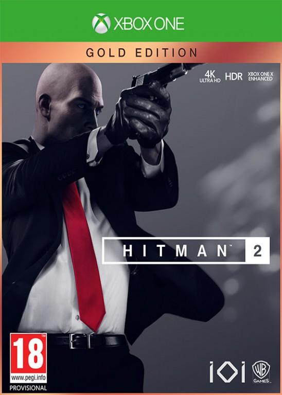 Hitman 2 Gold Edition (nová, XOne) - 599 Kč