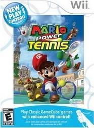 Mario Power Tennis  (bazar, Wii) - 599 Kč