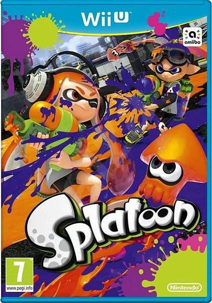 Splatoon (bazar, Wii U) - 699 Kč