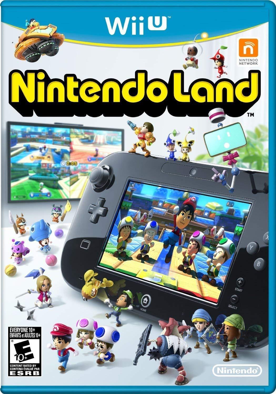 Nintendo Land (bazar, Wii U) - 499 Kč