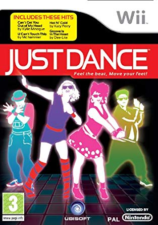 Just Dance  (bazar, Wii) - 299 Kč