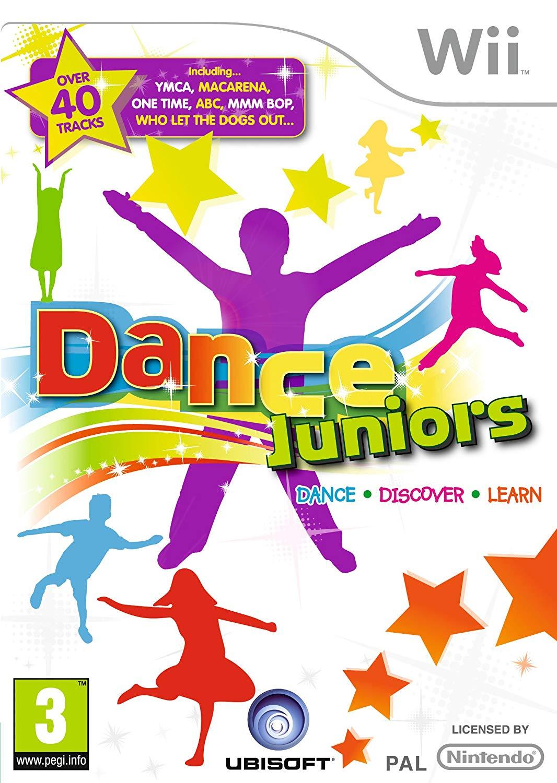 DANCE JUNIORS  (bazar, Wii) - 299 Kč