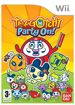 Tamagotchi Party On!  (bazar, Wii) - 399 Kč