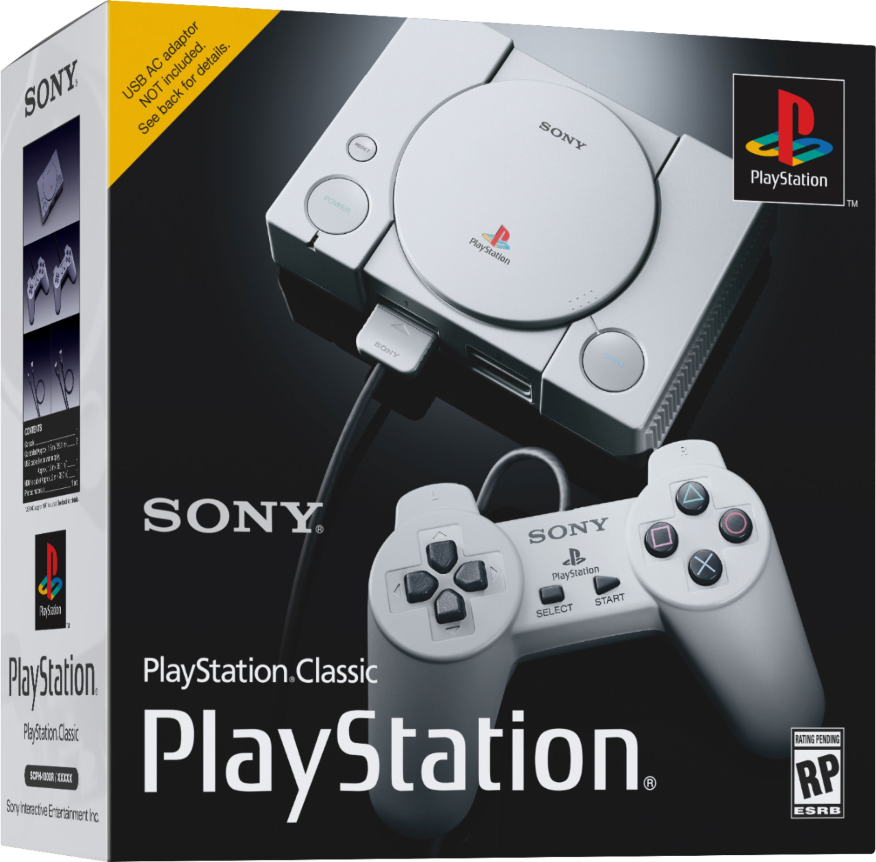 SONY PlayStation Classic (nový) - 2799 Kč