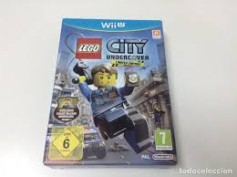 LEGO City Undercover (bazar, Wii U) - 499 Kč