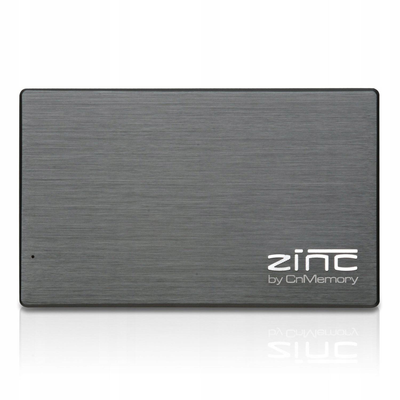 Externí pevný disk CnMemory Zinc 1TB  (bazar) - 999 Kč