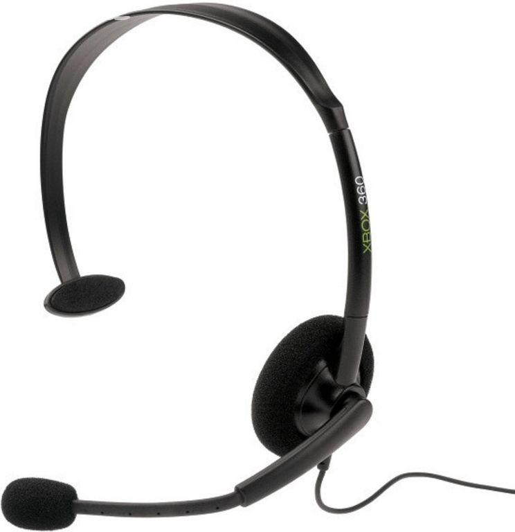 Sluchátka Headset Microsoft Xbox 360 (bazar) - 99 Kč